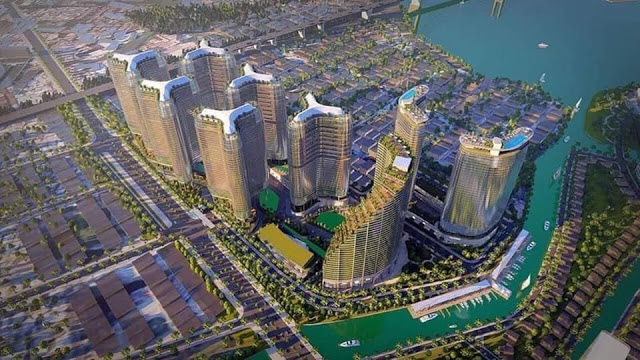 Mở bán dự án chung cư Sunshine Diamond River quận 7 Sài Gòn, Tin dự án Sunshine Empire Ciputra 88 tầng Hà Nội Tower Sky Villas khu đô thị Ciputra Phạm Văn Đồng,
