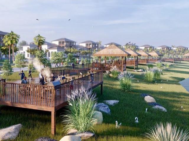 Mở bán dự án Sunshine Heritage Resort Xuân Phú Phúc Thọ Sơn Tây Ba Vì Hà Nội